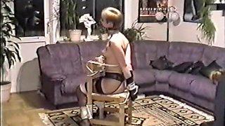 Amateur Swedish Erotic Bondage