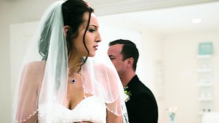 Brides conflict with the brother of groom ends in anal