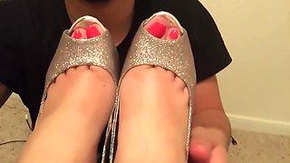 wife feet