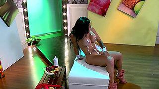 Johanna González orgasm