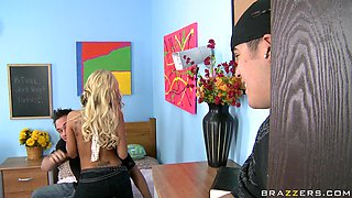 Briana Blair Is A Nice Obedient Babe