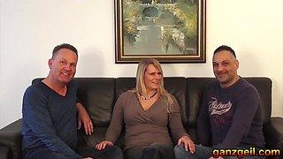 Ehefotzen verleih 34 - Swingers - MILF von Zwei gefickt