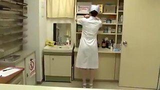 Nurse 9-jap fuck-cens
