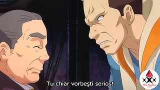 Old man hentai action
