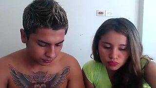 Crazy Homemade clip with Filipina, College scenes