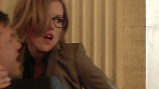 Kathleen Robertson - Boss ::: Sex scenes