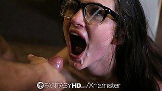 HD FantasyHD - Naughty secretary Lily Carter fucks in office