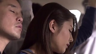 Japanese wife in train (english subtitle) more at https:myjavengsubtitle.blogspot.com
