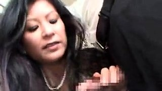Japan Milf touched in the bus - Watch Pt 2 On HDMilfCam,com