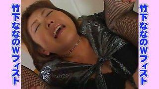 Incredible Japanese whore Ema Kisaki in Hottest Fisting, Dildos/Toys JAV clip