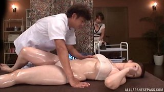 Japanese massage clips