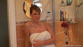 Demi scott taboo shower