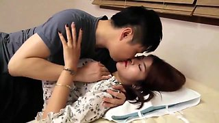 korean softcore collection dad fuck his wife's friend