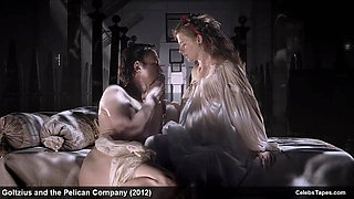 Maaike Neuville frontal nude & pregnant hot sex scenes