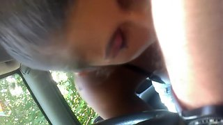 Street Hooker Car Blowjob