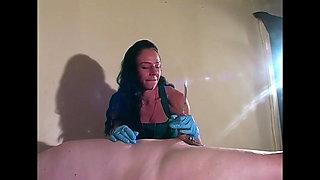 Urethral insertion 07