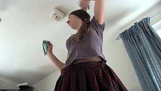 Real Girls in the Club Upskirt Video from Club Upskirt