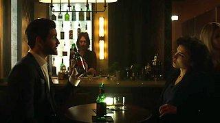 Netflix's Punisher - Dinah Madani sex scene