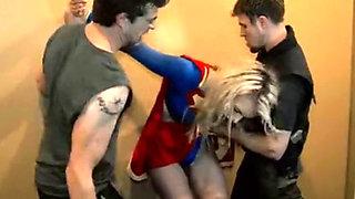 Superheroines Destroyed