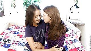 Innocent Seduction by Sapphic Erotica naughty girls