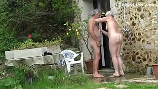 Best Homemade movie with Nudism, Grannies scenes