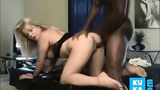 curvy blonde wife fucked by BBC