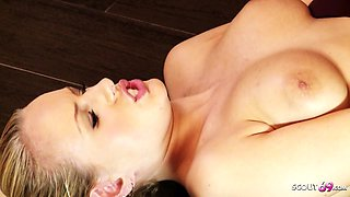 Horny Young Step Mom Seduce Son to Fuck When Dad in Bed