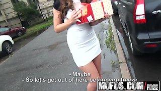 Mofos - Stranded Teens - Taissia Shanti - Anal a Long Leg Ho
