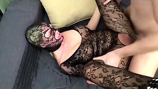 GERMAN Teen Femdom Swallow Fuck and Facesitting to Orgasm