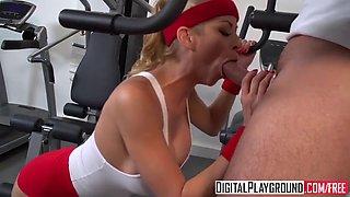 DigitalPlayground - Wettest Workout II Alexis Fawx