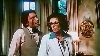 Horny sexy and busty vintage doctor sucks strong dick of naughty man