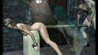 3D Sex Slaves!