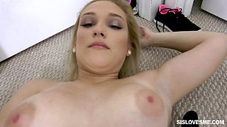 Daisy Lynne is a hot blonde who is in need of a hunk's pulsating rod