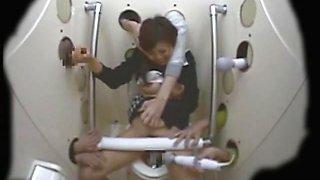 Electrostatic Public Toilet 2