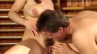 Amazing breasty hotties getting screwed properly