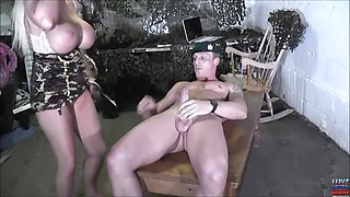 Busty Jordan Price gets to ride a long dick while she moans
