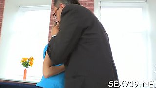doggystyle humping with tutor amateur clip 7