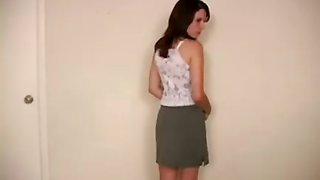 Lauren Calendar Audition - netvideogirls