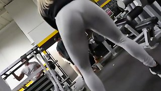 yes!!! fitness hot ASS hot CAMELTOE 102