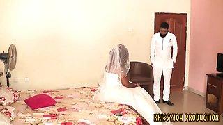 BRIDE FUCKED BY EX BOYFRIEND ON HER WEDDING DAY