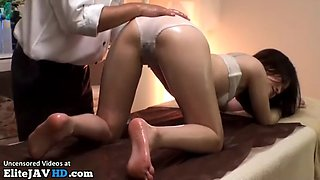 japanese massage with innocent 18yo goes wrong