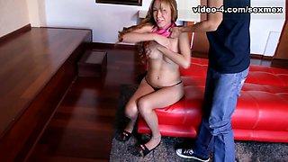 Daniela Machado in Exuberant Video - SexMex