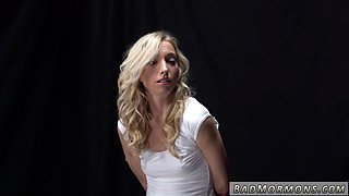 Hairy blonde teen amateur and ass licking When partners brother Rey blackmailed me and
