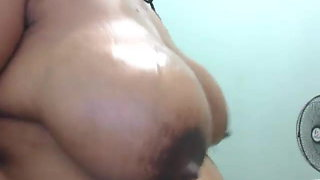 huge tits, heavy and full of milk