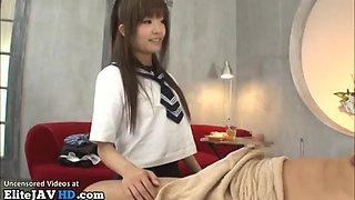 japanese 18yo schoolgirl blowjob fail