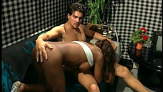 Beautiful Midori Have Interracial Sex With A Lusty Dude
