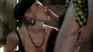 Fucking hot retro stars Nina Hartley, Marc Wallice in exclusive film from 1980