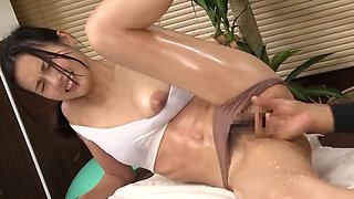 Sports Gym Sex Of Massage
