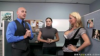 Office hot ass fucking