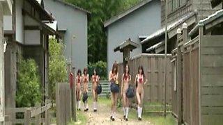 Naked School #1 (Jap Uncensored)